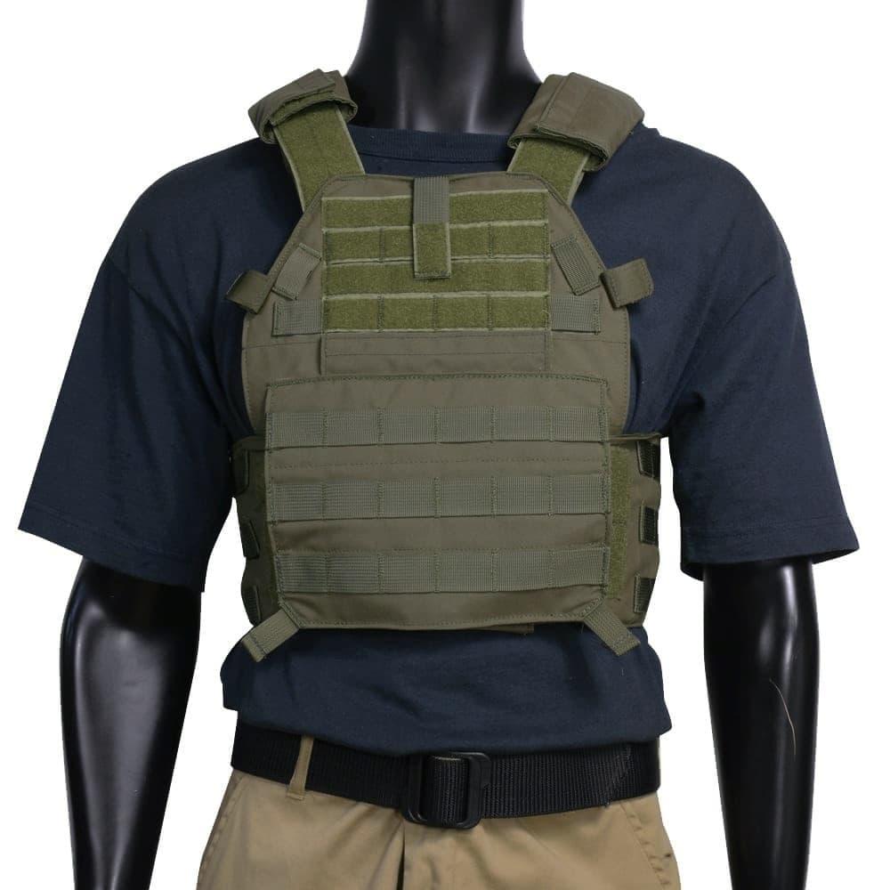 LBX Tactical モジュラー プレートキャリア LBX-0300
