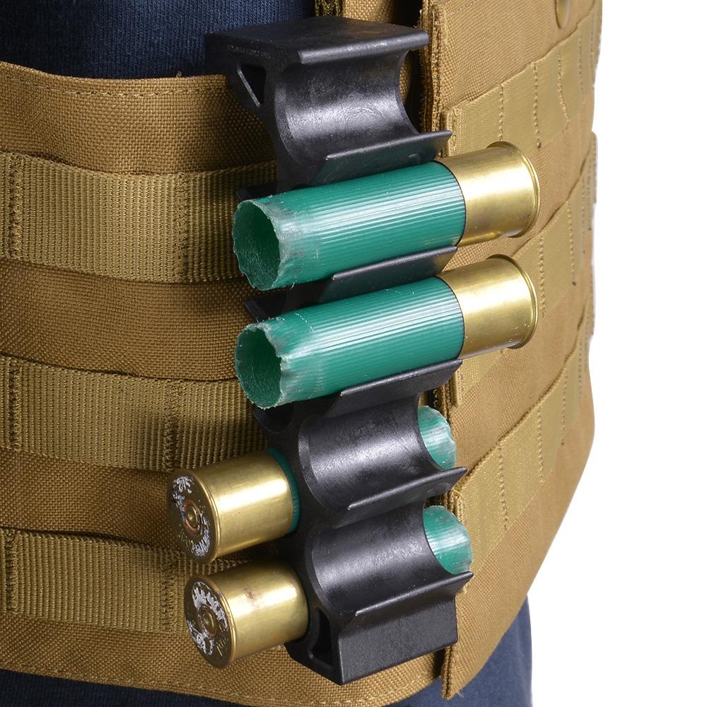 12ゲージ ショットシェルホルダー  10発装弾可能 TB1123