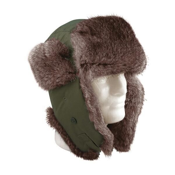 Rothco 防寒帽子 フライヤーズハット