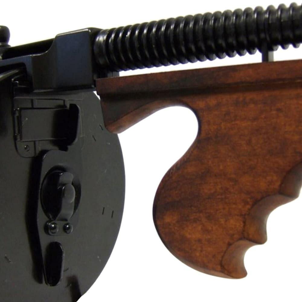 DENIX decoration gun replica M1 submachine gun Thompson model 1092 デニックス  M1928 SUBMACHINE GUN ancient rite handgun ancient rite gun model gun  antique