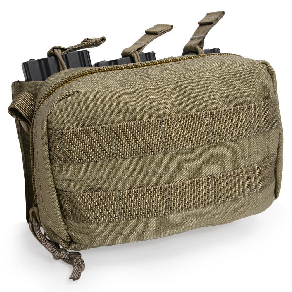 LBT メディカル&マガジンポーチ M16/M4/M14マガジン対応 2648