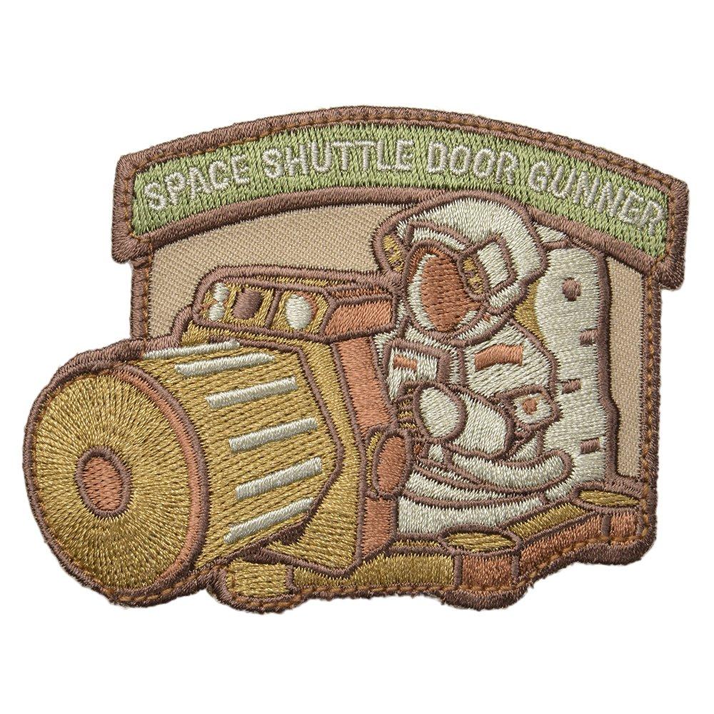 ミルスペックモンキー Space Shuttle Door Gunner パッチ