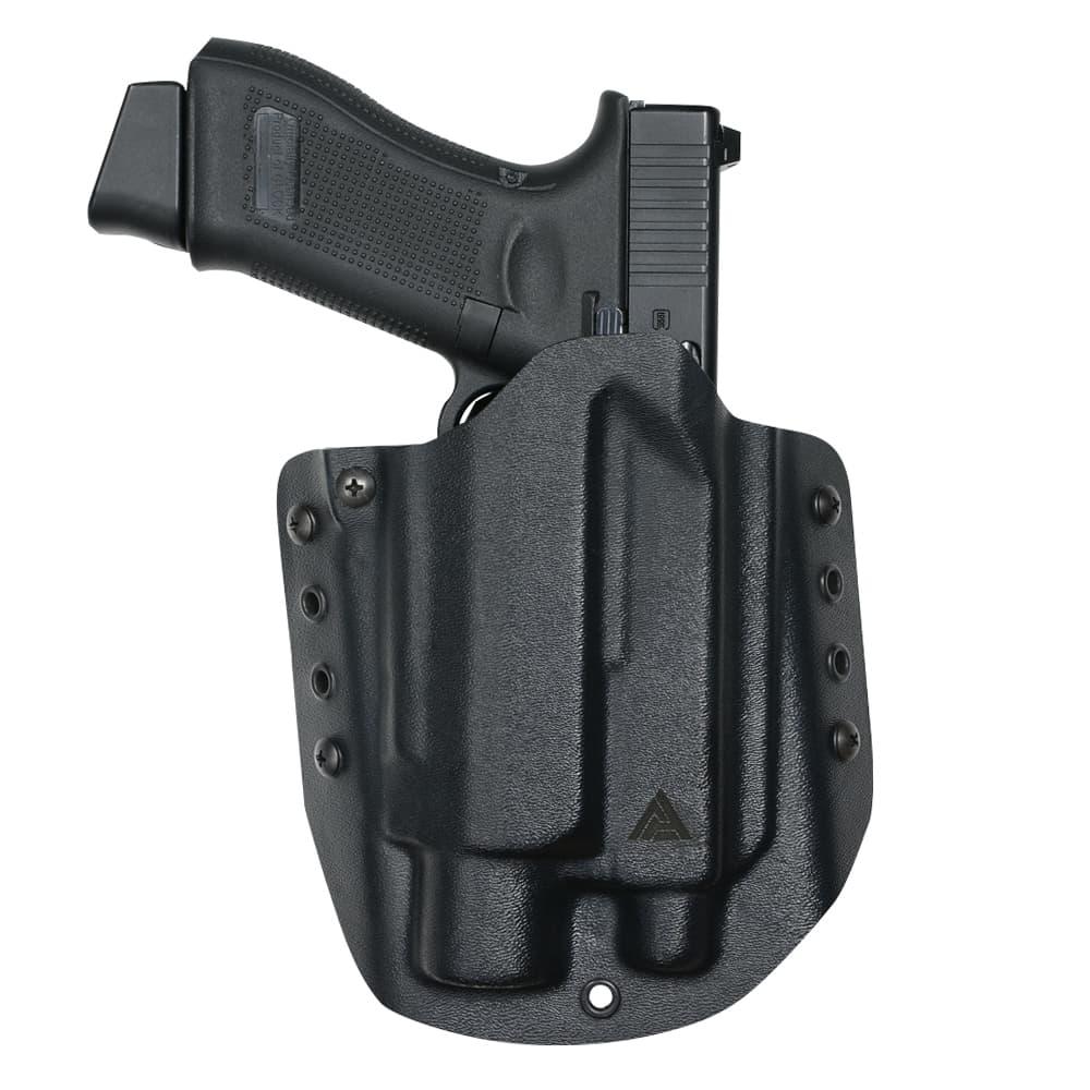 Direct Action 実物 ヒップホルスター Glock17 ライト対応 右用