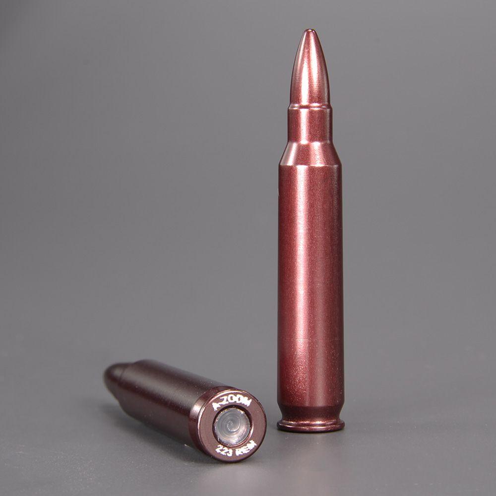 A-ZOOM 空撃ちケース 5.56×45mmNATO弾 .223REM スナップキャップ