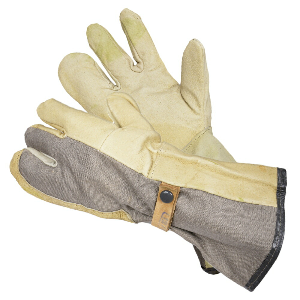 ドイツ軍放出品 防寒手袋 ミトン 東ドイツ 作業用