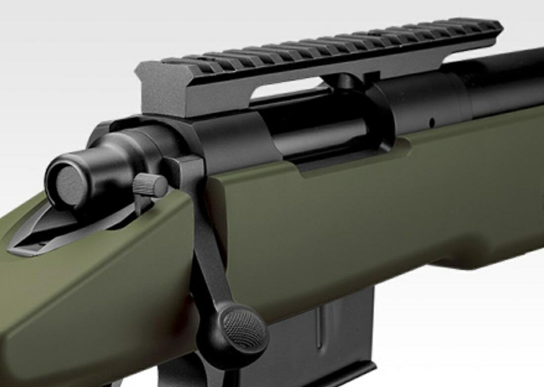 Tokyo Marui air rifle M40A5 bolt action [black]