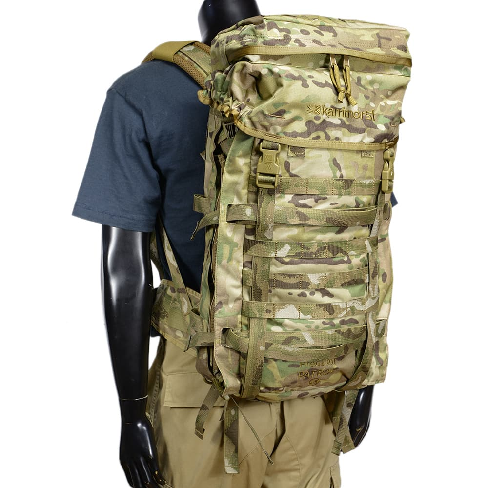 Karrimor SF バックパック Predator Patrol Backpack 45L