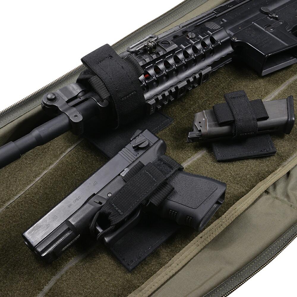 LBX Tactical 武器保持キット ライフル/ピストル/マガジン対応 4033