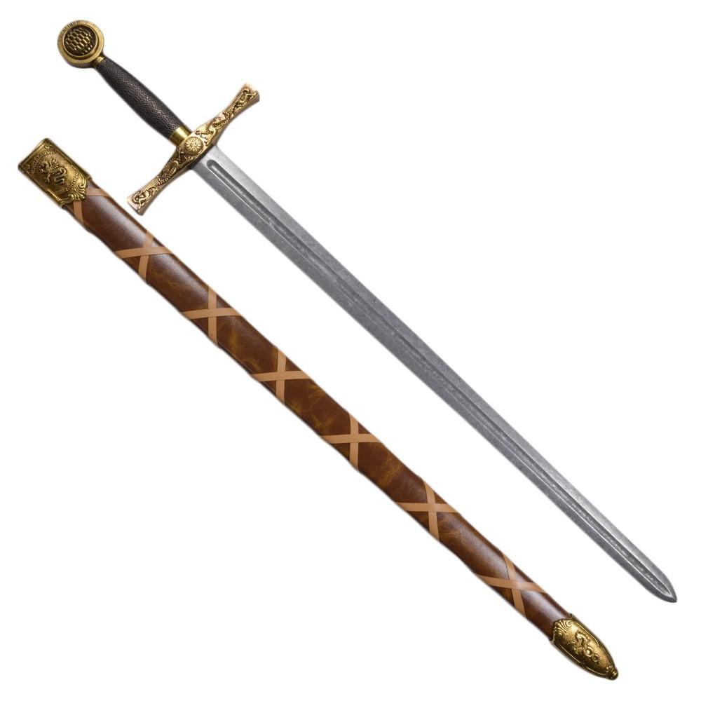 DENIX アーサー王剣 エクスカリバー 模造刀 ロングソード