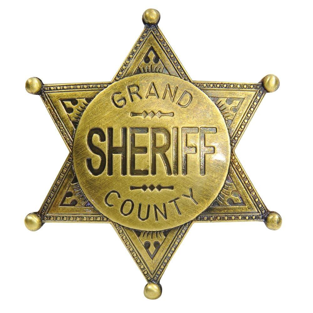 DENIX ピンバッジ SHERIFF GRAND COUNTY 胸章