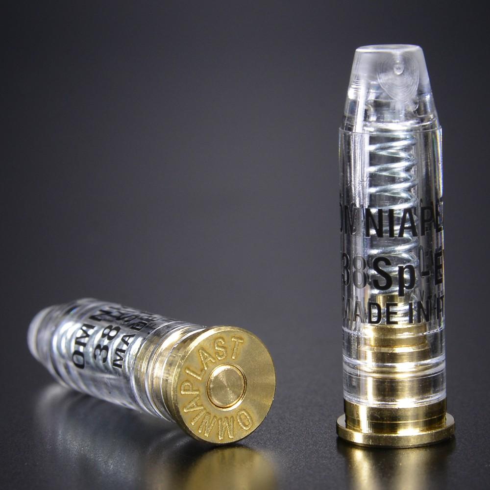 OMNIAPLAST リボルバー スナップキャップ 38スペシャル弾 EVO 6個セット