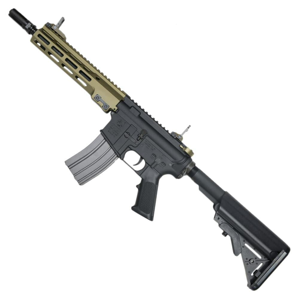 CyberGun 電動ガン Colt M4 URG-I CQB 公認ライセンス JP.ver