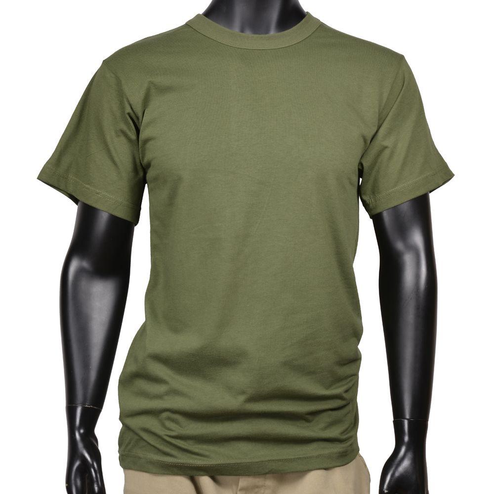 ロスコ 半袖Tシャツ 無地 コットン