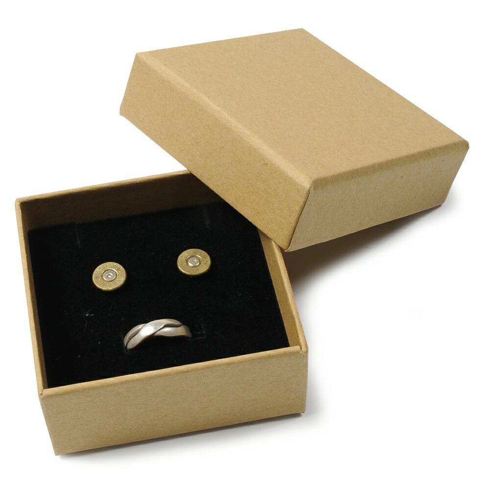 ギフトボックス 貼り箱 8×8×3.5cm アクセサリーケース