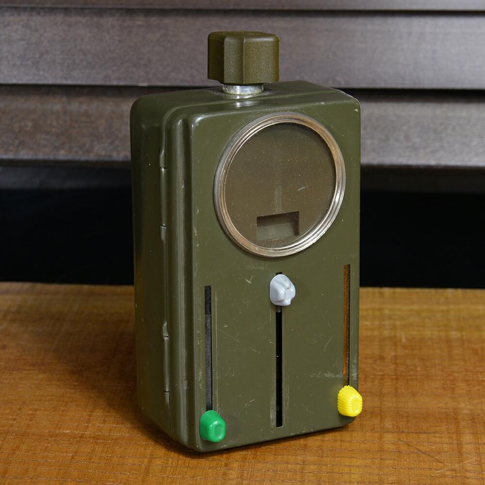 ドイツ軍放出品 シグナルライト 懐中電灯 カラーフィルター付き