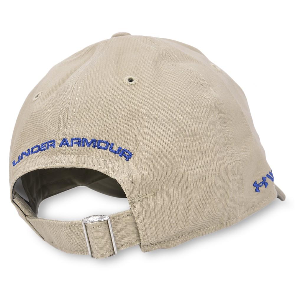 57b42834f1a Outdoor imported goods Repmart  Under Armour Cap Chino UA logo  Tan ...