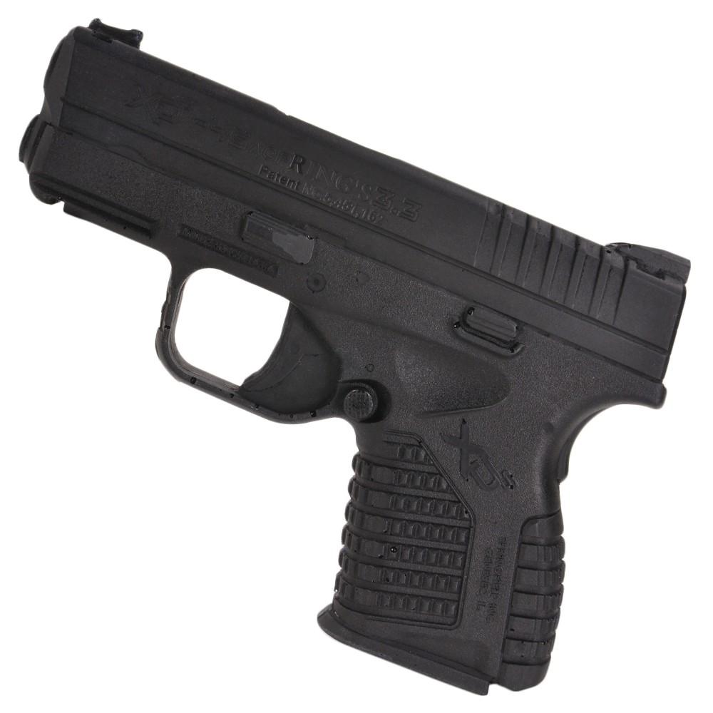 BLUEGUNS スプリングフィールド XD-S トレーニングガン ブラック