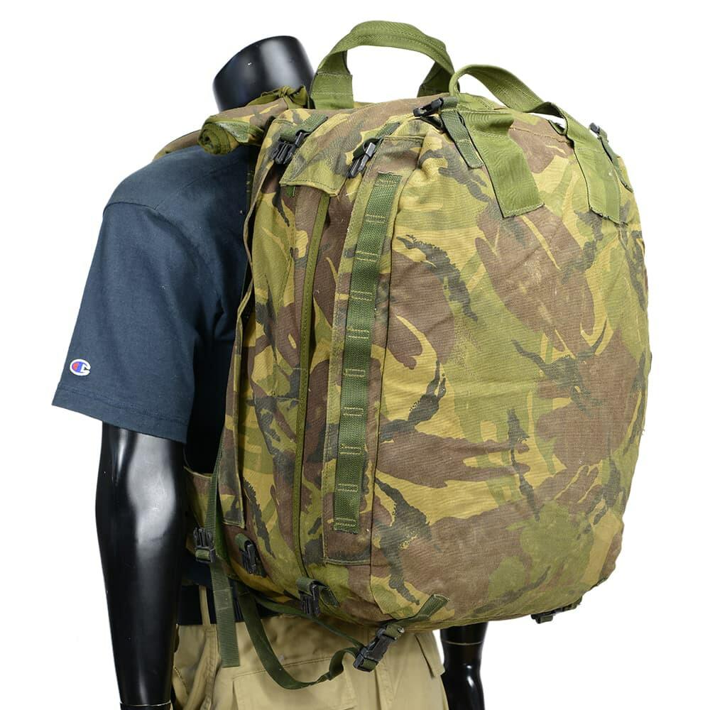 イギリス軍放出品 バックパック Other Arms Rucksack 70L DPM迷彩