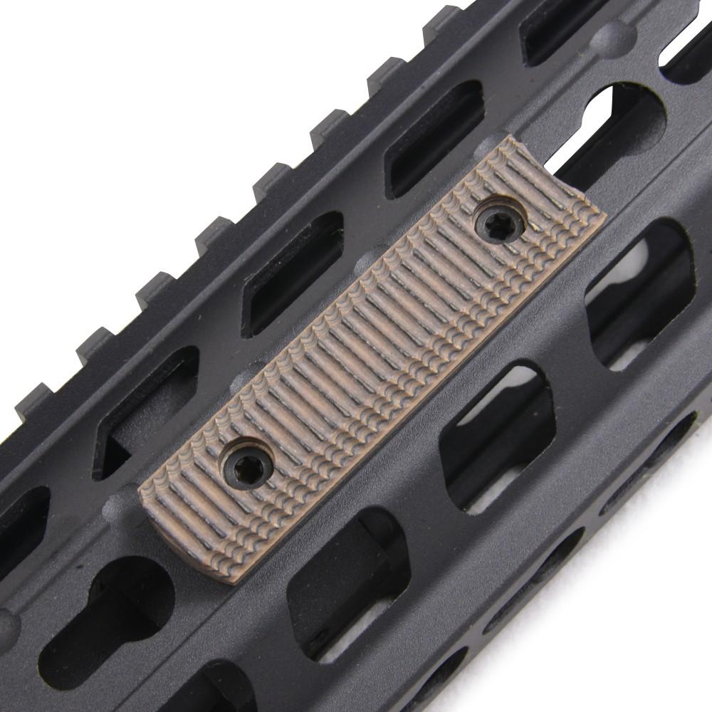 VZ Grips レイルカバー エイリアン G10 Keymod用