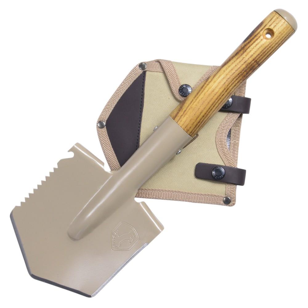 CONDOR スコップ 鋸刃 MOLLE対応 シース付
