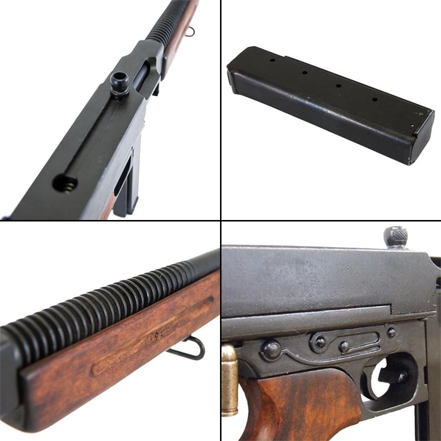 DENIX decoration gun replica M1 submachine gun Thompson model 1093 デニックス  M1928A1 Thompson submachine gun ancient rite handgun ancient rite gun model