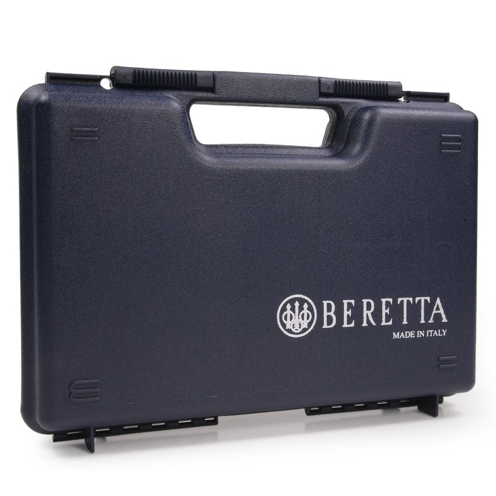 Beretta ハンドガンケース ロゴ入り