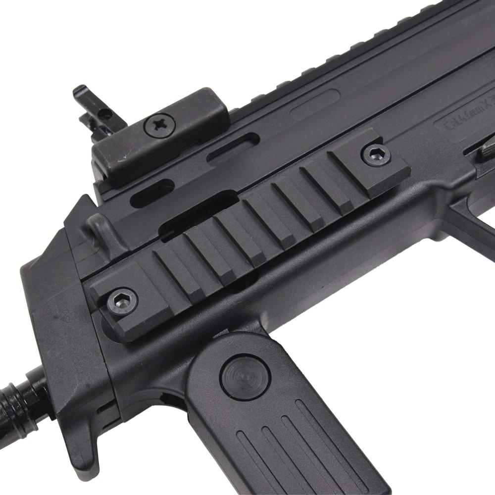 VFC マウントレイル MP7A1用 アルミ製 7スロット 2本セット