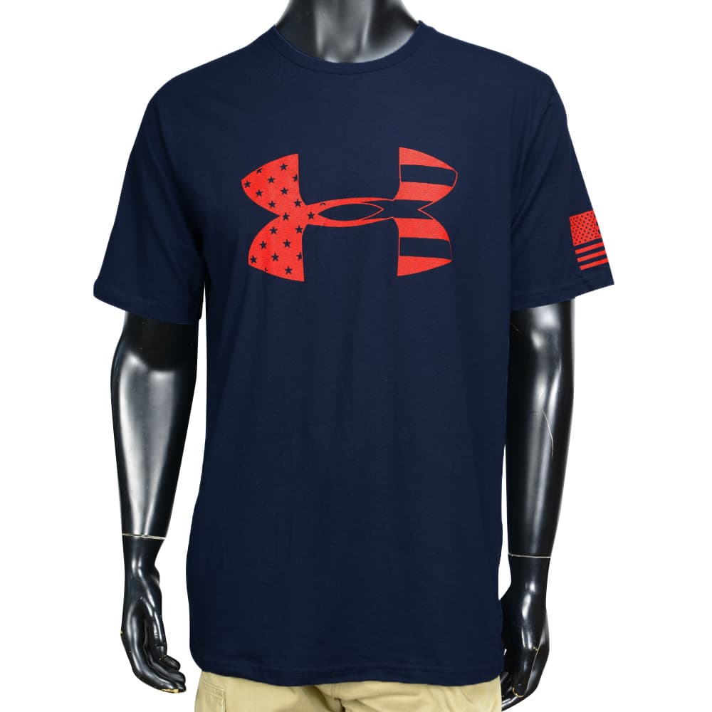 UNDER ARMOUR 半袖Tシャツ UA Freedom Tonal BFL T-Shirt