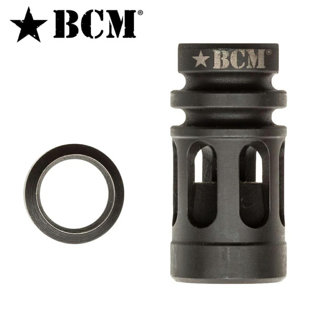BCM 実物 コンペンセイター 5.56 NATO弾用 1/2-28 MOD.0