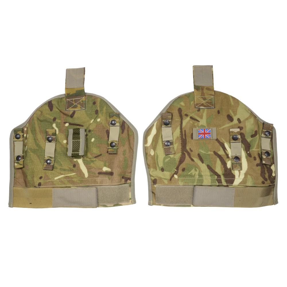 イギリス軍放出品 オスプレイ MK4A ショルダーカバー MTP迷彩 Mサイズ デッドストック