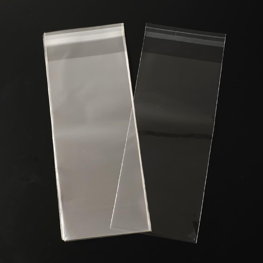 OPP袋 テープ付 100枚入り 幅10cm クリアパック 店舗用品