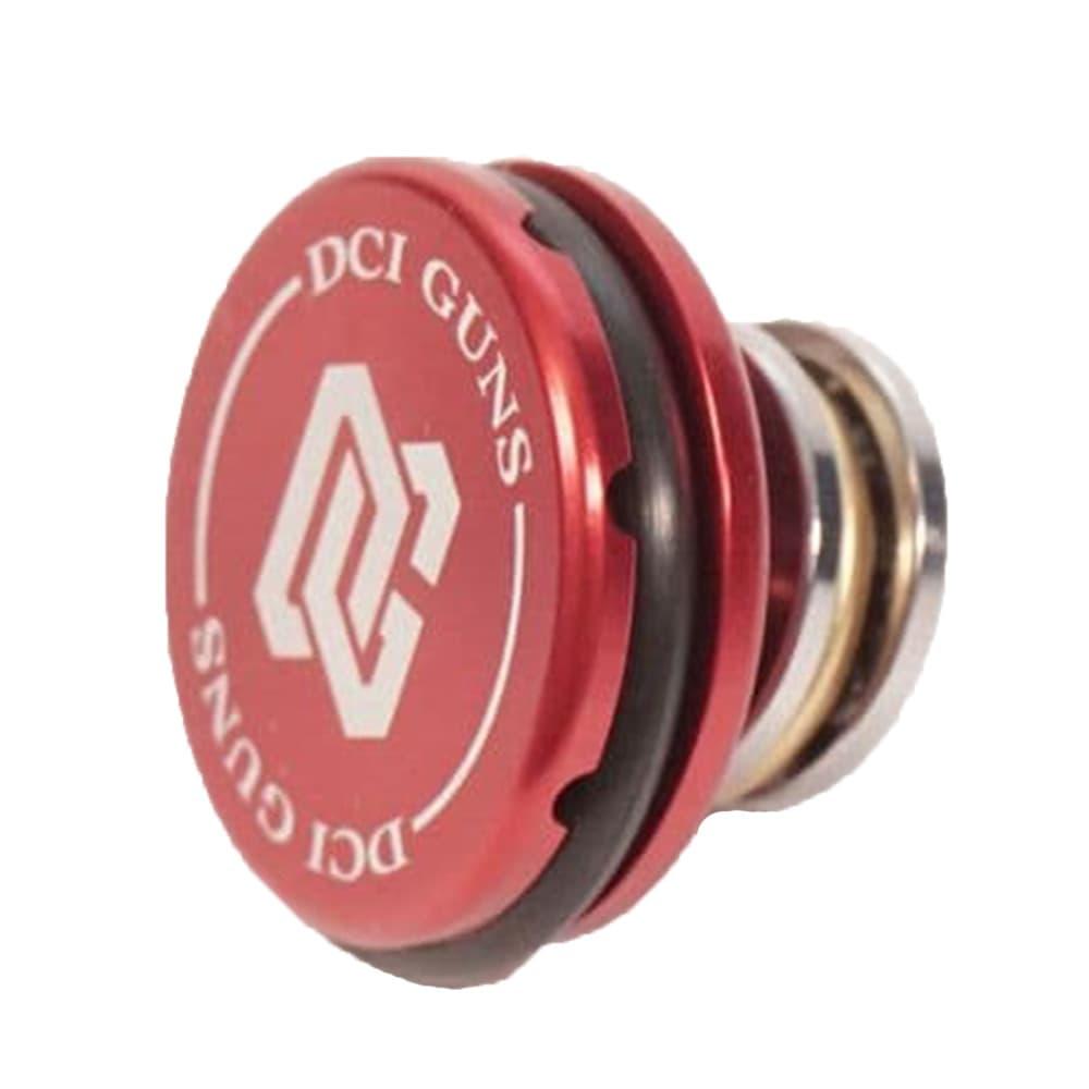 DCI GUNS 側面吸気ピストンヘッド スタンダード電動ガン用 アルミ製
