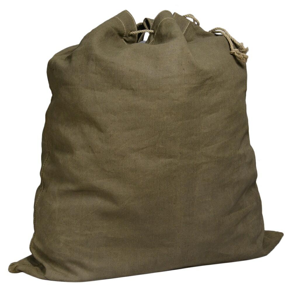 チェコ軍放出品 ダッフルバッグ 帆布