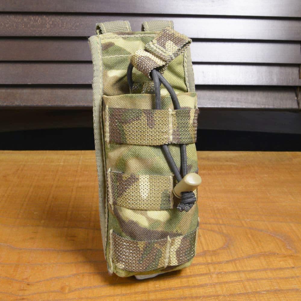 イギリス軍放出品 オスプレイ MK4 マガジンポーチ オープントップ L85系マガジン対応