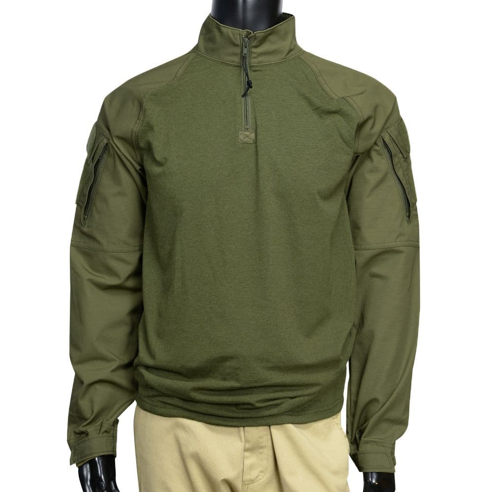 LBX Tactical コンバットシャツ LBX-0080A リップストップ生地