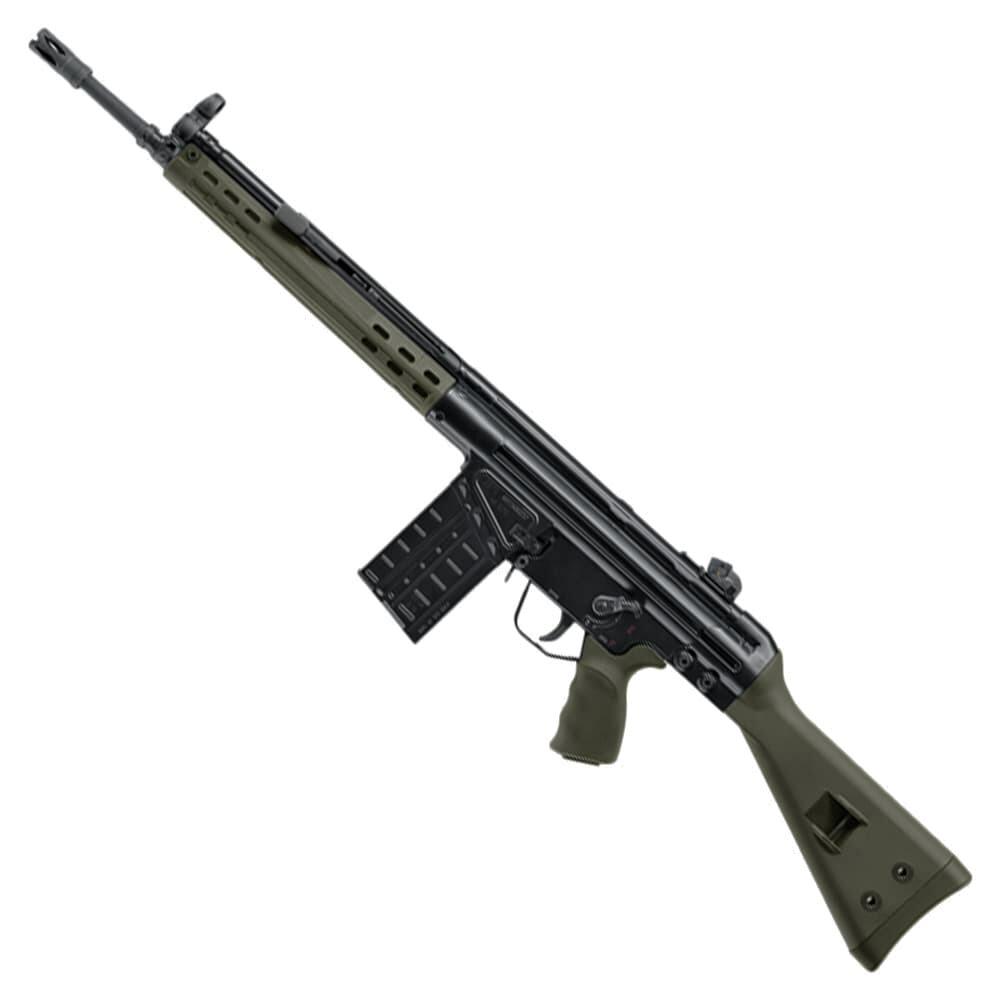 UMAREX ガスブローバック H&K G3A3 公認ライセンス製品 JP.Ver