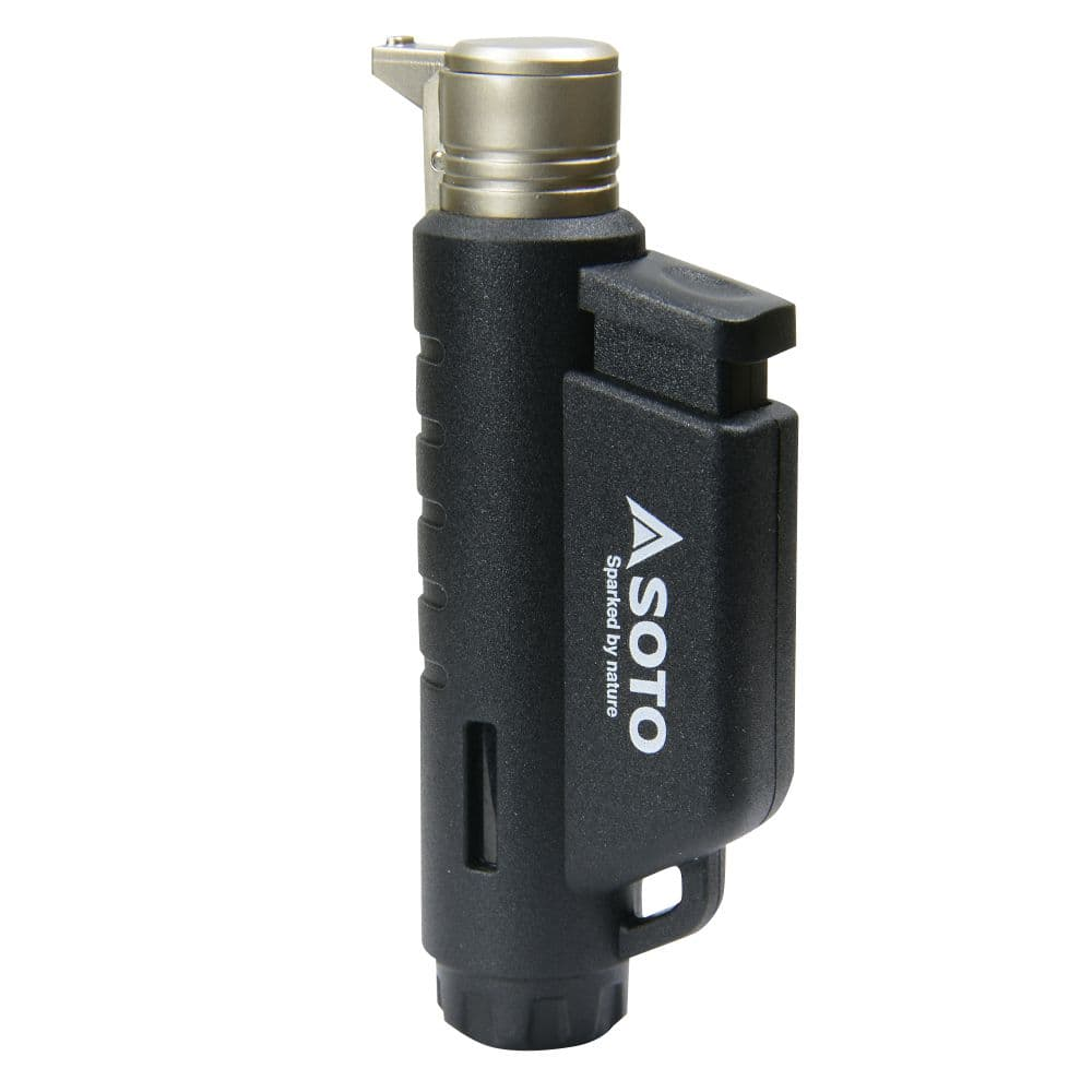 SOTO ライター マイクロトーチ COMPACT ターボ式 充てん式