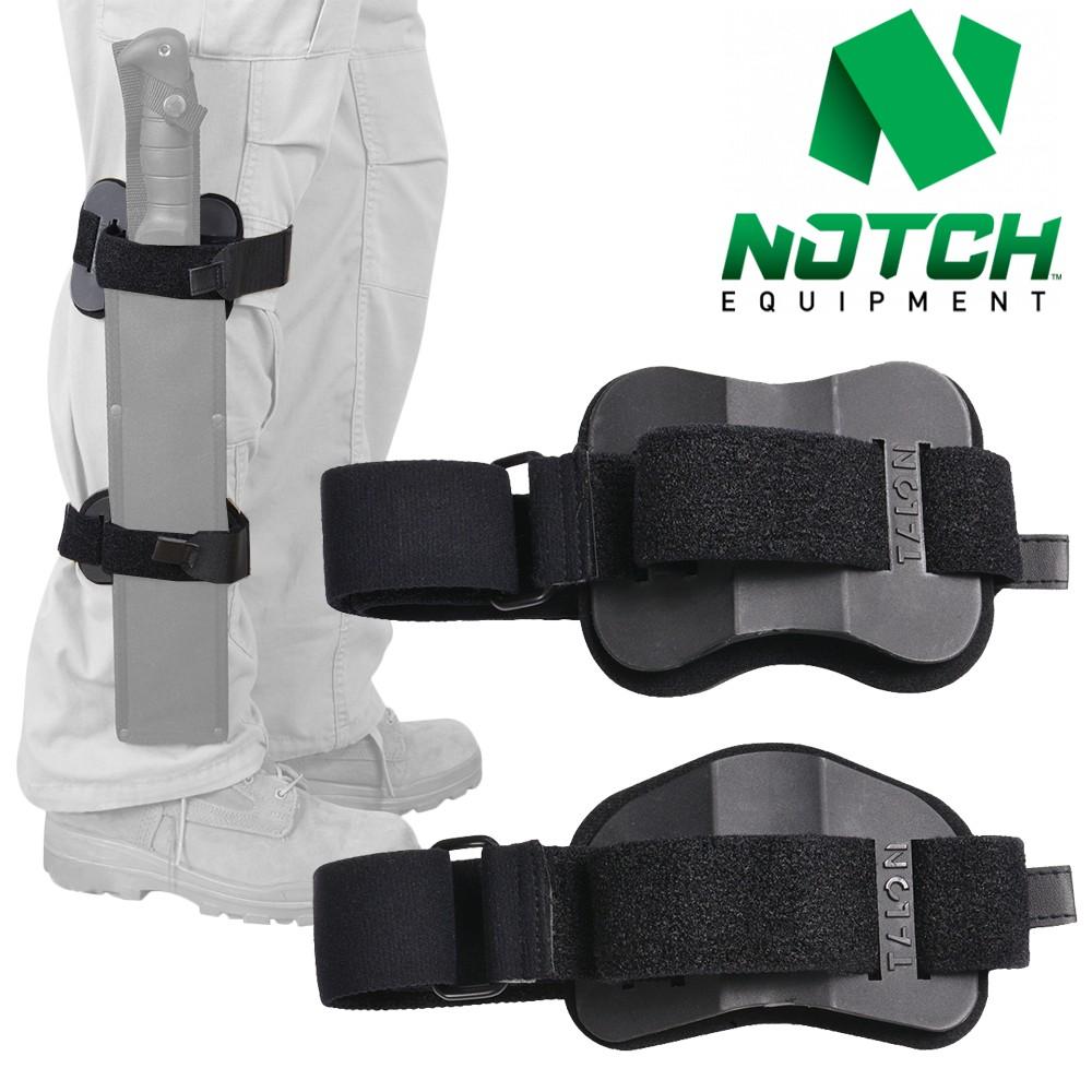 NOTCH ナイフ用レッグストラップ タロンマウント 2個セット