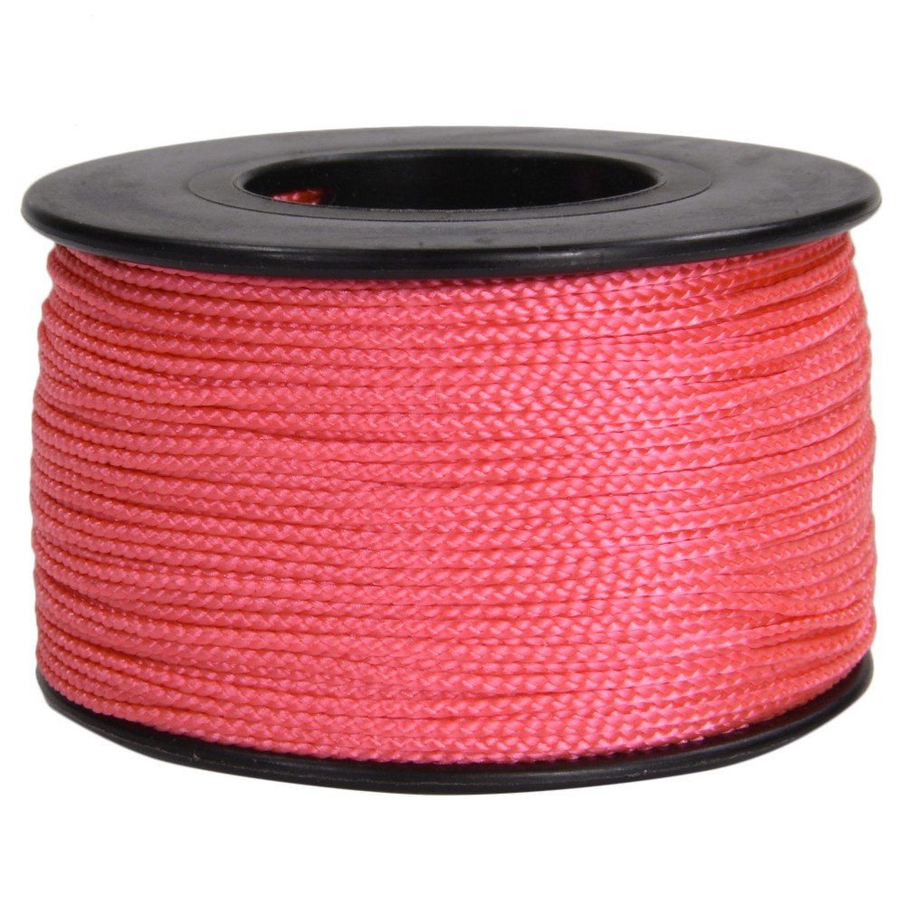 ATWOOD ROPE ナノコード 0.75mm ピンク