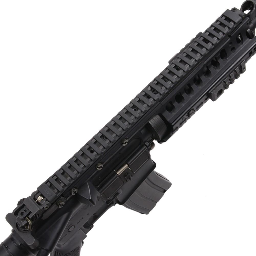 DLG Tactical 実物 ラダー レイルカバー ピカティニー 20mmレール対応 31.5cm