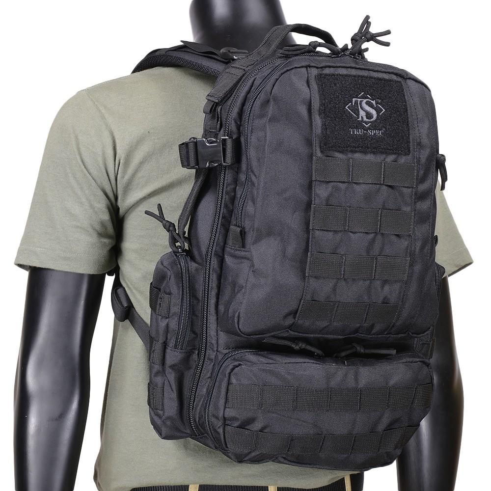 Circadian Tru Spec Backpack Black