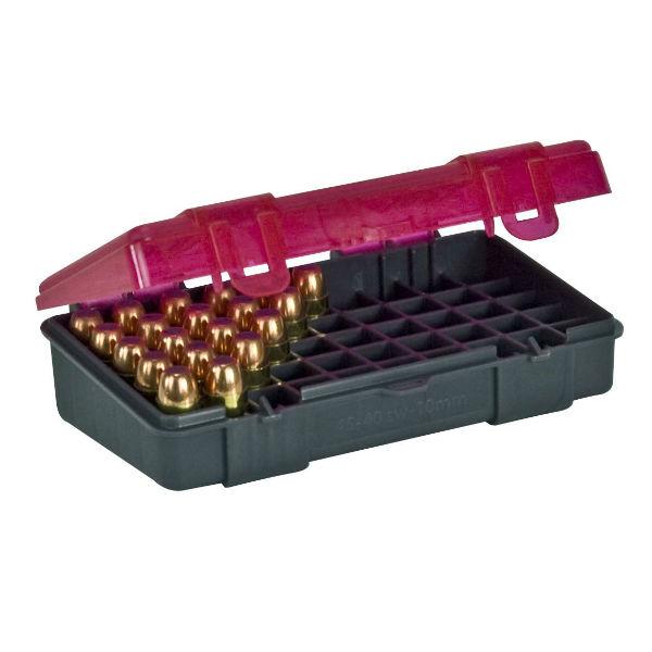 プラノ 弾薬ケース 45ACP用 レッド