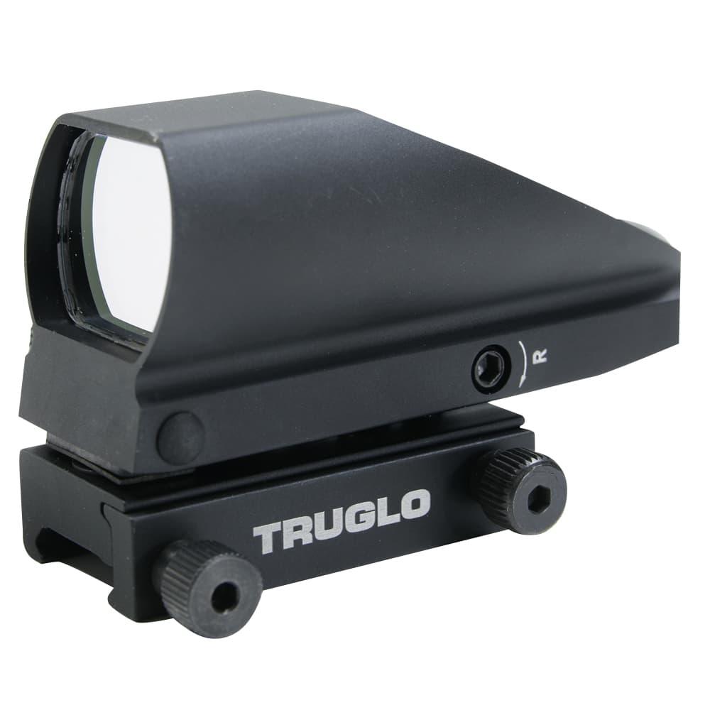 TRUGLO ドットサイト TRU-BRIDE 5段階MOA デュアルカラーレティクル