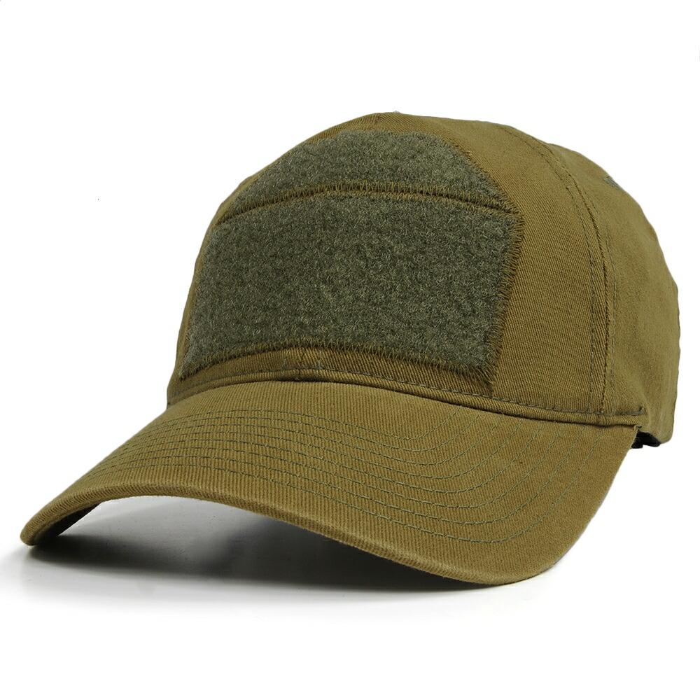 ミルスペックモンキー 野球帽 キャップ CG-HAT RAW ベルクロ L/XLサイズ ローデン