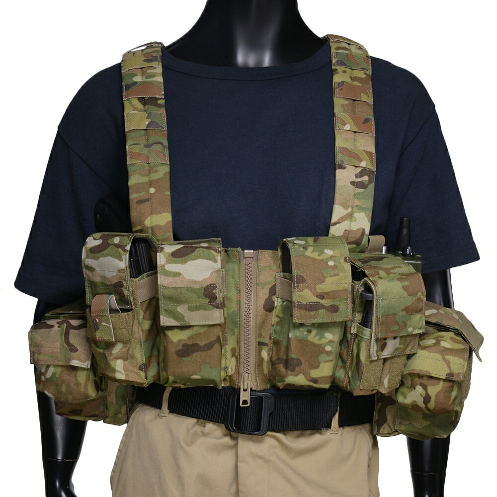 LBX Tactical チェストリグ 0062 ロック&リード M4/M16対応