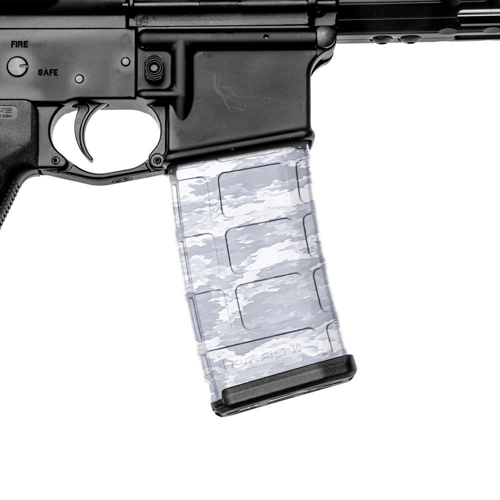 楽天市場 gunskins 保護フィルム ar 15マガジン用スキン 3本分 a