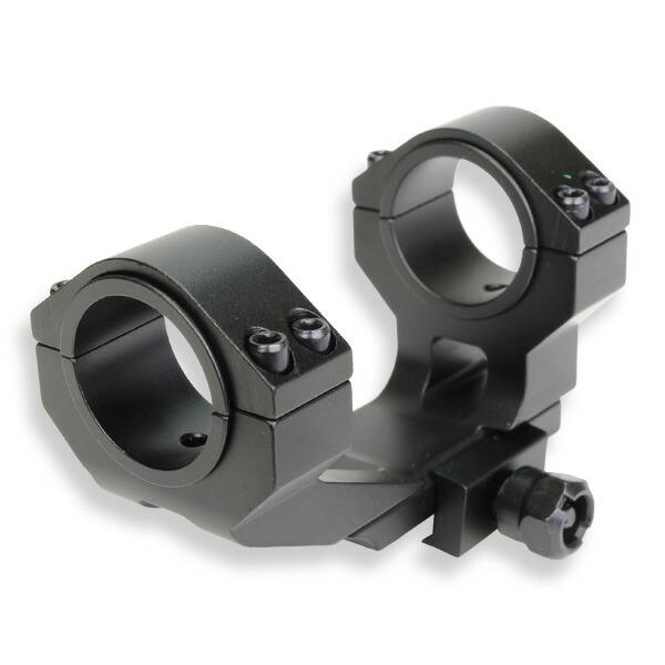 ノーベルアームズ スコープマウント 25/30mm ワンピースハイマウント