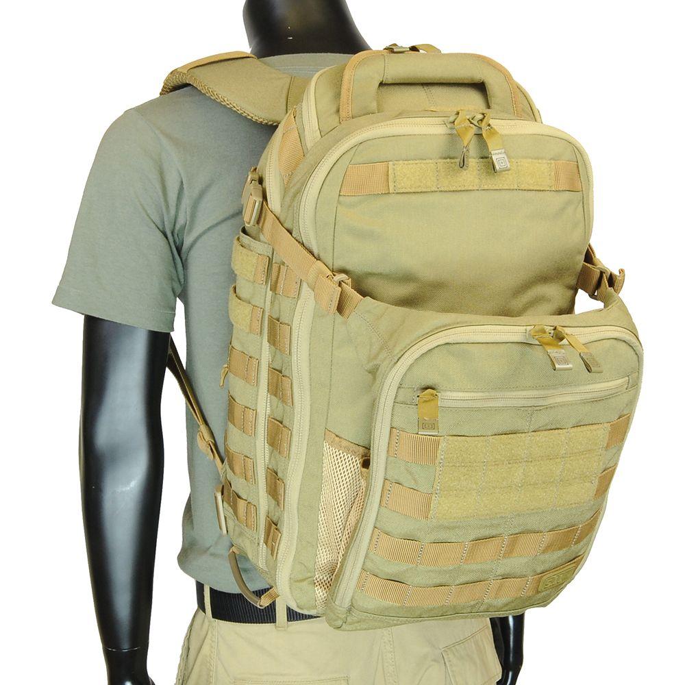 reptile 5 11 tactical backpack all hazard prime 56997 sandstone
