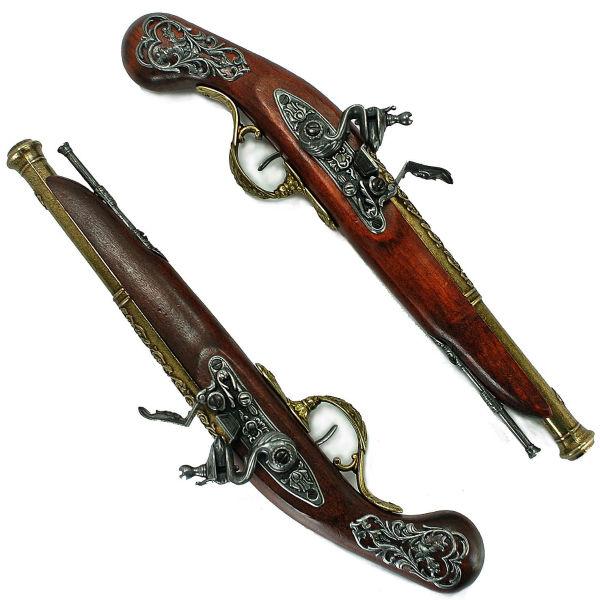 DENIX 古式銃 ブリティッシュ 2丁