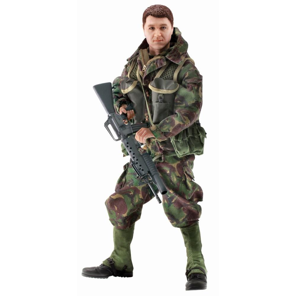 ドラゴンモデルズ SAS 特殊空挺部隊 アクションフィギュア